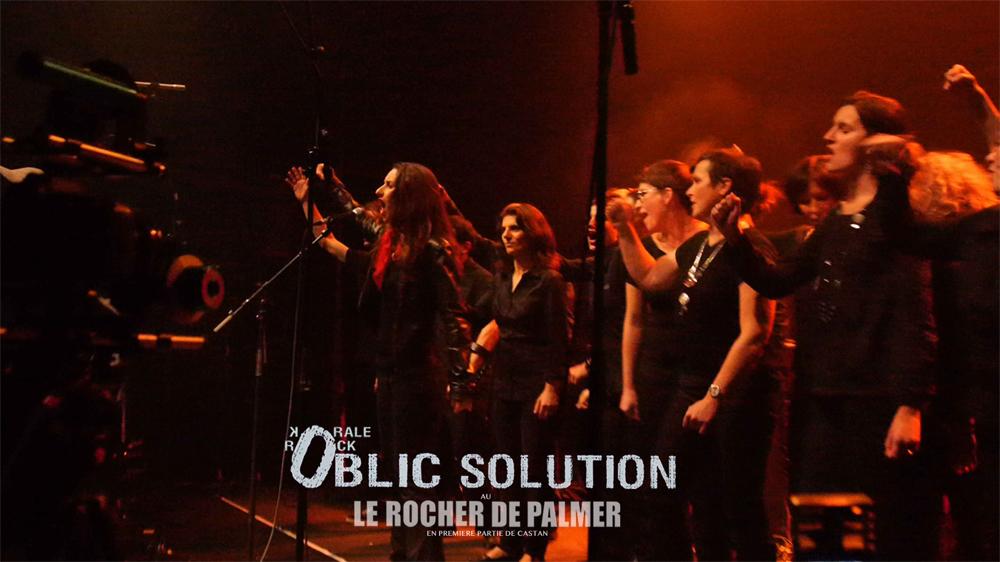 oblic solution