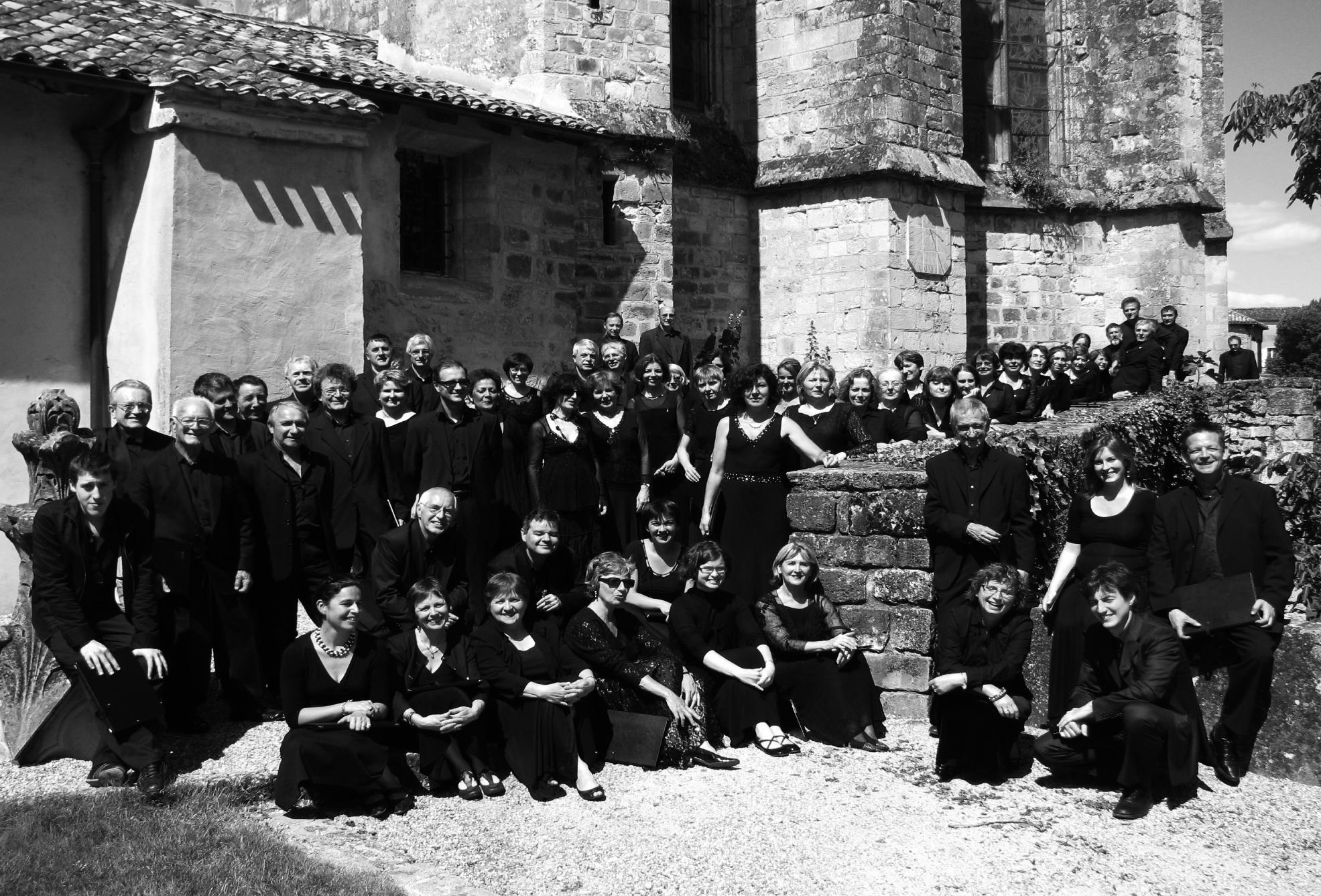 Chœur de l'Orchestre Pau Pays de Béarn