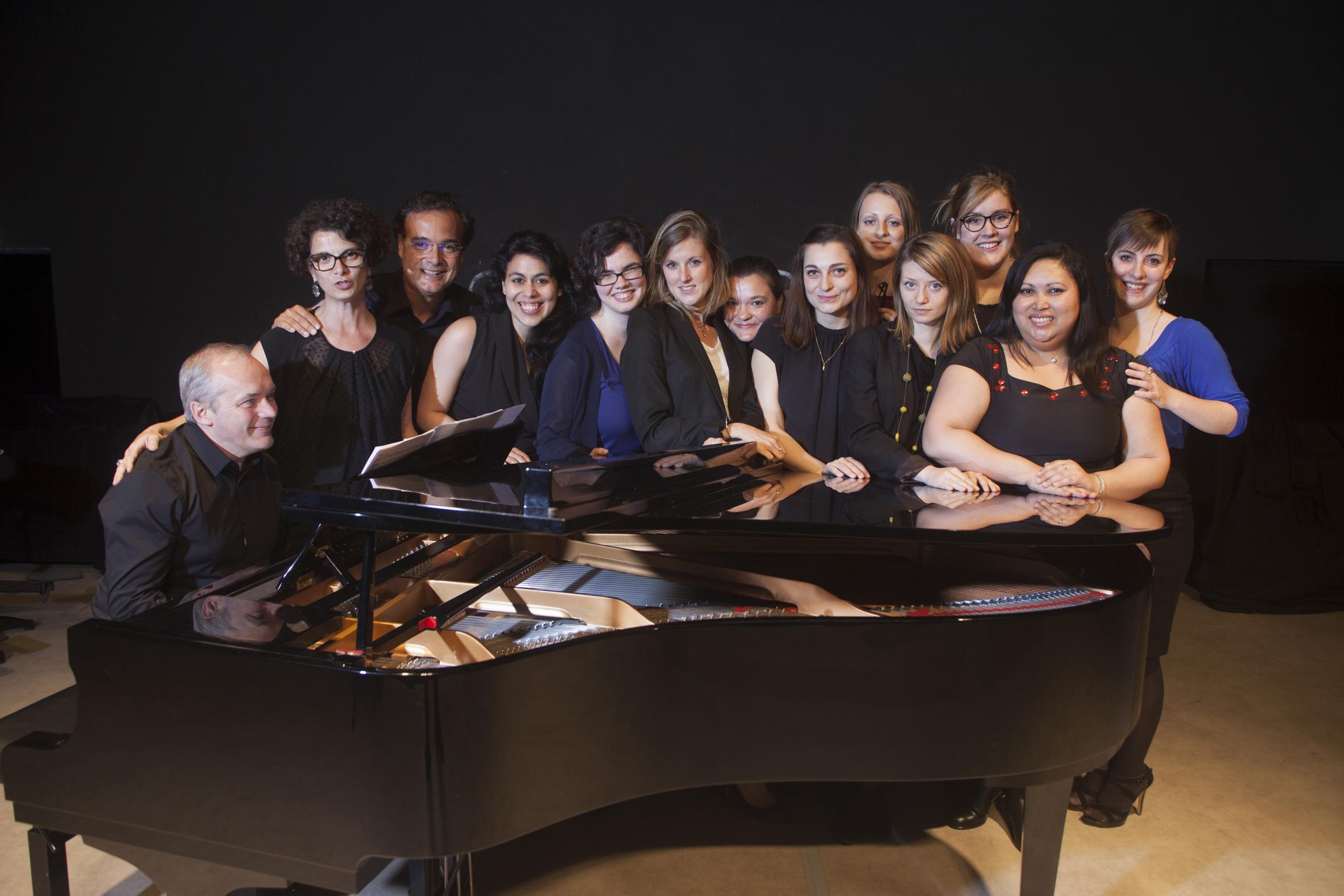 Ensemble Vocal du CRR